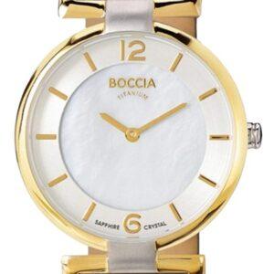 Női karóra Boccia Titanium Dress 3238-02 - Vízállóság: 50m (felszíni úszás)