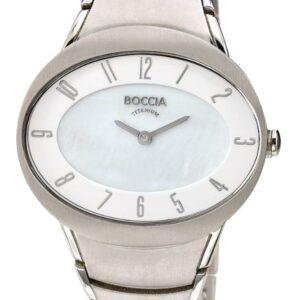 Női karóra Boccia Titanium Trend 3165-10 - Vízállóság: 50m (felszíni úszás)