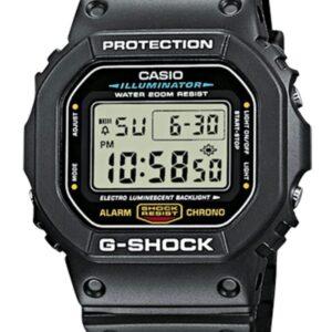 Női karóra Casio G-Shock DW-5600E-1VER - A számlap színe: LCD