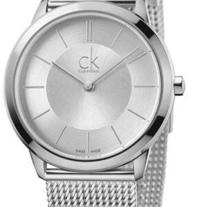 Női karóra Calvin Klein Minimal K3M22126 - A számlap színe: ezüst