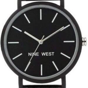 Női karóra Nine West NW/2161BKBK - A számlap színe: fekete