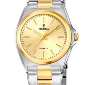 Női karóra Festina Classics 20556/3 - A számlap színe: arany