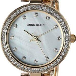Női karóra Anne Klein AK/3466GPST - A számlap színe: gyöngyház