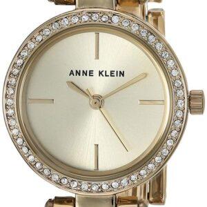 Női karóra Anne Klein AK/3424GBST - A számlap színe: arany