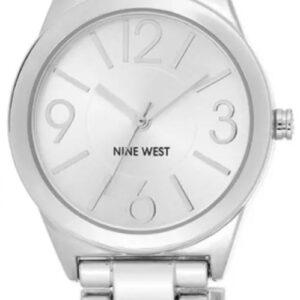Női karóra Nine West NW/1663SVSB - A számlap színe: ezüst