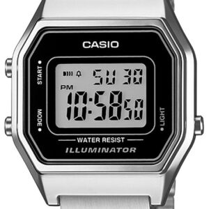 Női karóra Casio Retro LA680WA-1DF - Vízállóság: 30m (páraálló)
