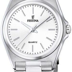 Női karóra Festina Classics 20553/2 - A számlap színe: ezüst