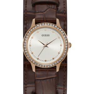 Női karóra Guess Chelsea W1150L2 - A számlap színe: fehér