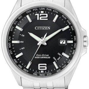 Női karóra Citizen Eco-Drive 4 -Zonen CB0010-88E - Típus: divatos