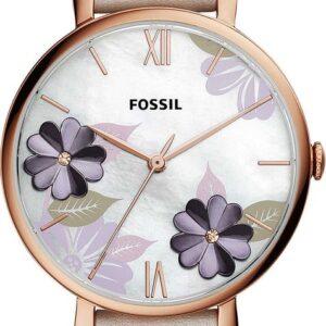 Női karóra Fossil Jacqueline ES4672 - A számlap színe: többszínű