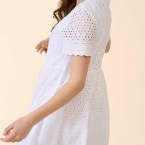 Azs�ros babydoll ruha ORSAY