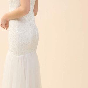 Hímzett esküvői ruha ORSAY