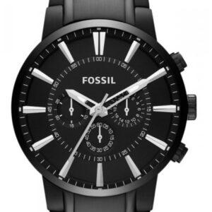 Női karóra Fossil Townsman Chronograph FS4778 - A számlap színe: fekete