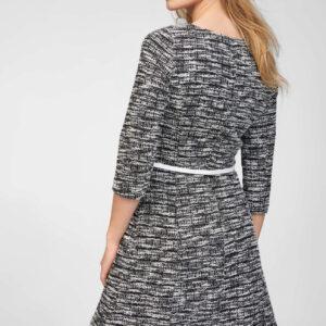 Tweed ruha övvel ORSAY