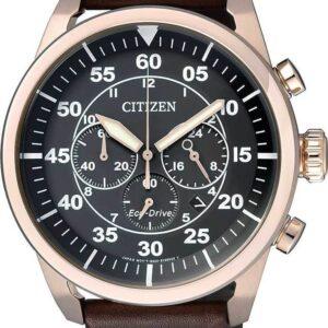 Női karóra Citizen Sport Chrono CA4213-00E - Vízállóság: 100m