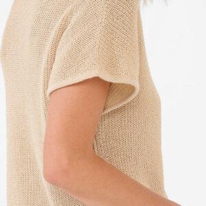 Rövid ujjú pulóver ORSAY
