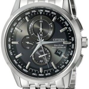 Női karóra Citizen Men´s World Chronograph AT8110-53E - A számlap színe: fekete