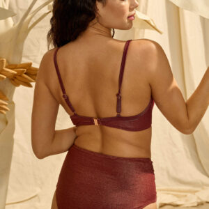 Merevítős bikini felső ORSAY