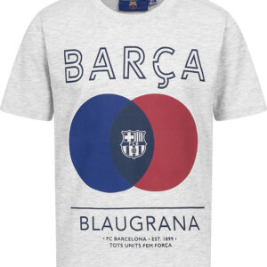 FC Barcelona fiú divat póló✅ - FC Barcelona