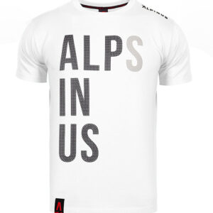 Fehér férfi Alpinus póló✅ - Alpinus
