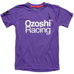 Lila férfi Ozoshi póló✅ - Ozoshi