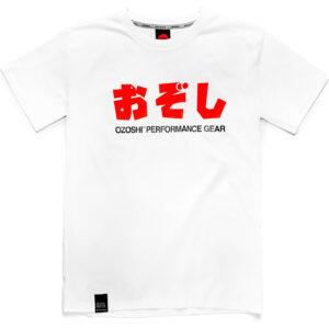 Fehér férfi Ozoshi póló✅ - Ozoshi