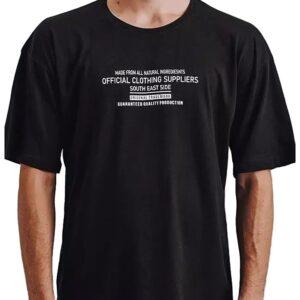 fekete póló hivatalos ruházati beszállítók✅ - Basic