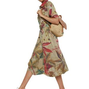 Desigual bézs ing ruha Vest Kate - 34 - Desigual✅