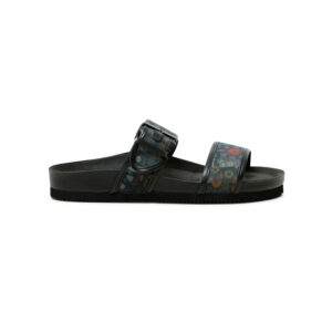 Desigual fekete papucs Shoes Aries Butterfly - 36 - Desigual✅