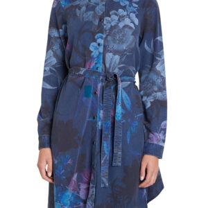 Desigual kék ing ruha Vest Florencia - XS - Desigual✅