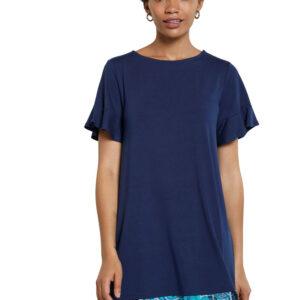Desigual kék ruha Vest Kali - XS - Desigual✅