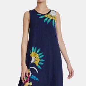 Desigual kék ruha - L - Desigual✅