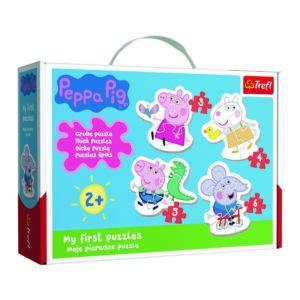 Trefl Baby puzzle Peppa Malac