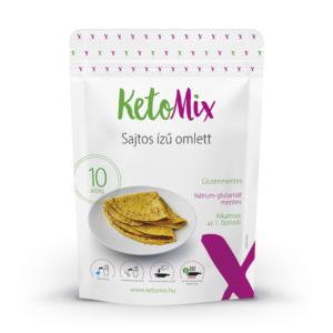 Sajtízű protein omlett (10 adag) - Proteindús ételek KETOMIX