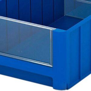 Elülső panel műanyag tároló dobozhoz 8