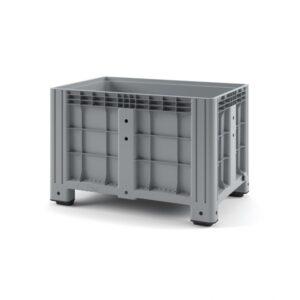 BigBox raklapos konténer 120 x 80 x 80 cm – SZÜRKE